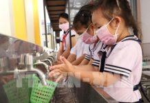 Biện pháp phòng, chống dịch COVID-19 khi học sinh trở lại trường