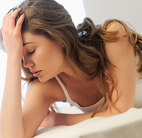 Kinh nguyệt rối loạn gây nên sự mệt mỏi ở chị em