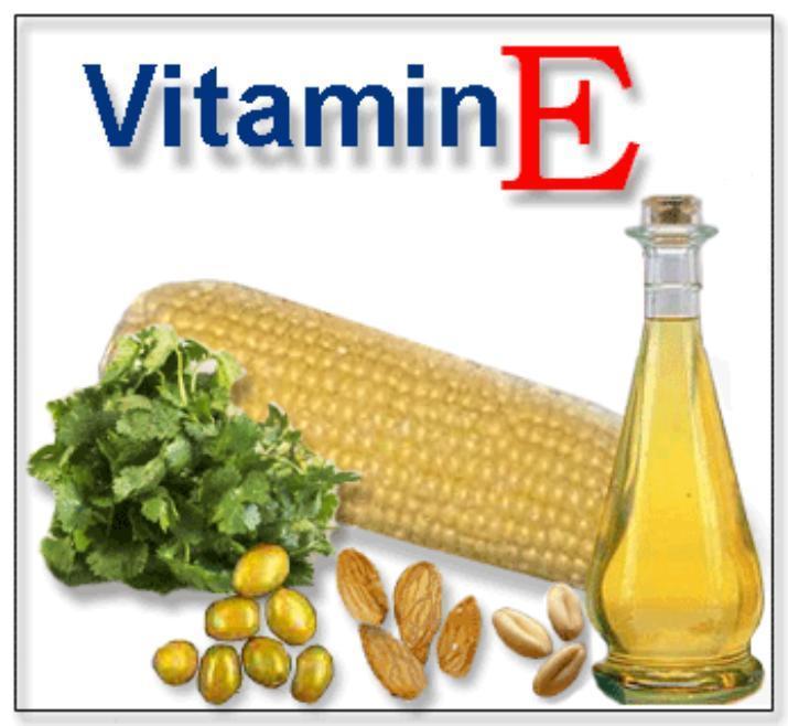 38 11 1342780604 68 VitaminE Vitamin E và lão hóa da