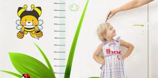 Cách tăng chiều cao cho trẻ