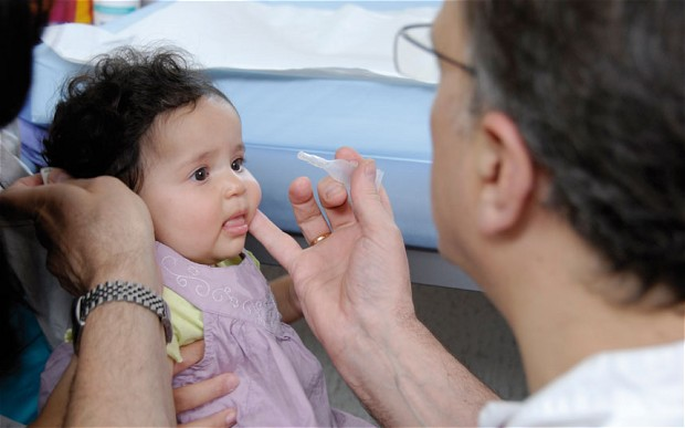 baby 2233173b 9 Quan niệm sai lầm về việc tiêm vaccin