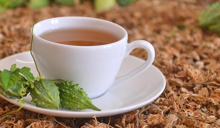 Cách làm trà khổ qua rừng và tác dụng tuyệt vời cho người uống