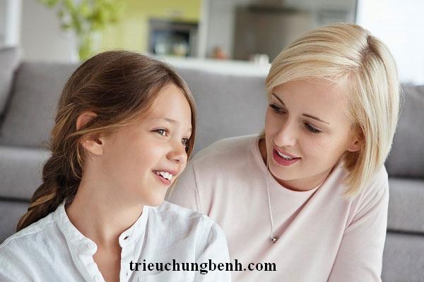 Cha mẹ cần làm gì ìkhi con bước vào tuổi dậy thì?