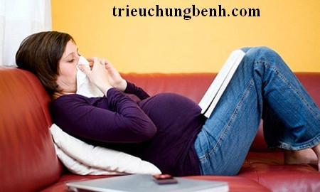 Mối nguy hiểm khi mắc cúm trong thai kỳ
