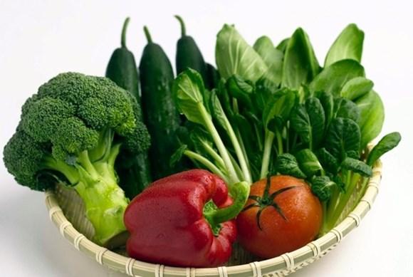 lựa chọn thực phẩm cho bệnh nhân Gout