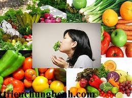 Mối liên quan giữa vấn đề dinh dưỡng với bệnh ung thư