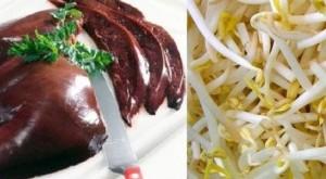 gan gia 300x165 Các loại thực phẩm tuyệt đối không ăn để tránh ngộ độc (phần 2)