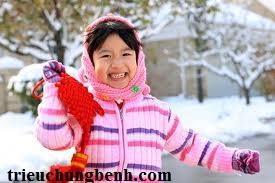 giu am Phòng tránh bệnh cho trẻ những ngày lạnh giá