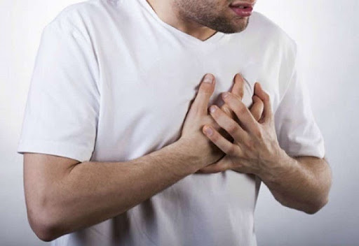 Kết quả hình ảnh cho đau ngực