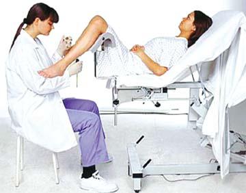 Khám phụ khoa và nghe tư vấn chuyên môn trước khi đặt vòng