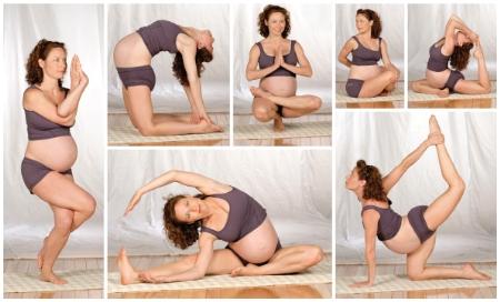 Tập yoga giúp giảm trầm cảm ở phụ nữ mang tha