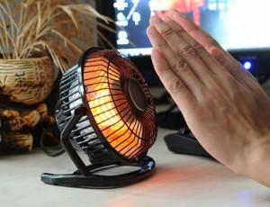 quatsuoikhimuadong 300x230 Dùng quạt sưởi đúng cho trẻ khi mùa đông
