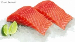 Thịt cá hồi