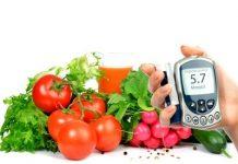 Những loại rau quả tốt cho bệnh tiểu đường