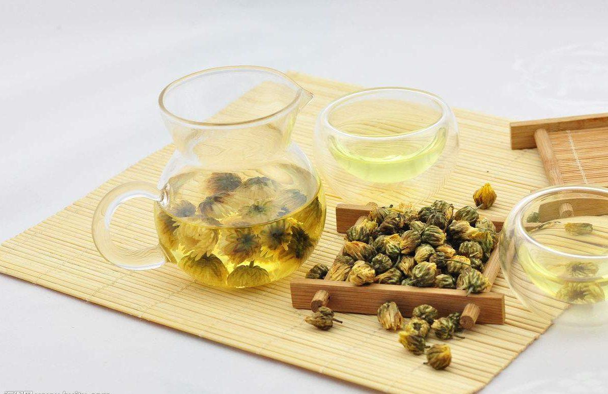 Trà hoa cúc nụ - Song Ngư Hoa thảo trà- 100% nguồn gốc tự nhiên