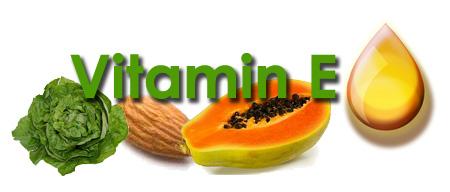 vitamin e Vitamin E và lão hóa da